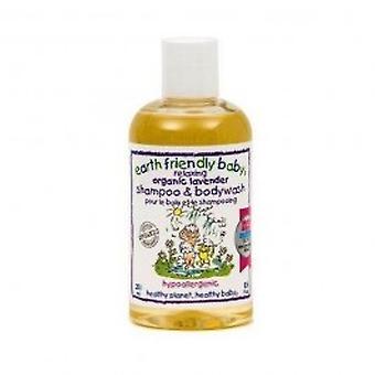 Earth Friendly Baby - Lavender Shampoo - Ecocert 250ml