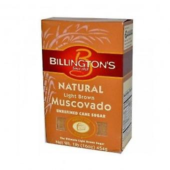 Billingtons - Light Muscovado Sugar 500g
