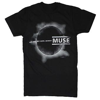 Muse T Shirt MUSE Eclipse T-Shirt