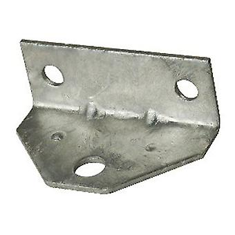 "C.E. Smith 10200G40 Swivel Angle Bracket 2-1/2"" Center"