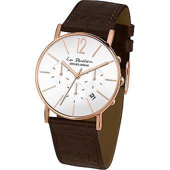 Jacques Lemans - Wristwatch - Ladies - La Passion - - LP-123L
