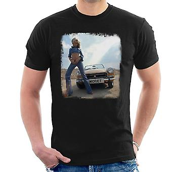 MG Midget British Motor Heritage Men's T-Shirt