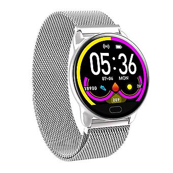 Female Fitness Smart Watch Running Heart Rate Monitor Bluetooth Pedometer