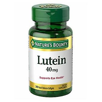 Nature's Bounty Lutein Blue, 24 X 30 Softgels