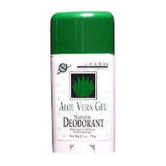 Jason Natural Products Deodorant Aloe Vera Stick, 2.5 Oz