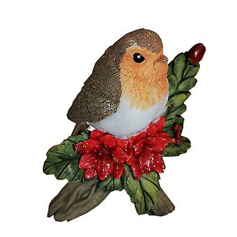 Single Robin on a Branch by Giftware Trading