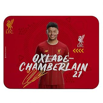 Liverpool Mouse Mat Oxlade-Chamberlain