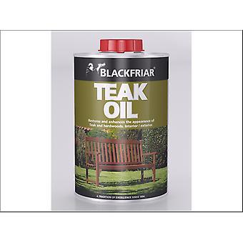 Blackfriar Teak Oil 250ml