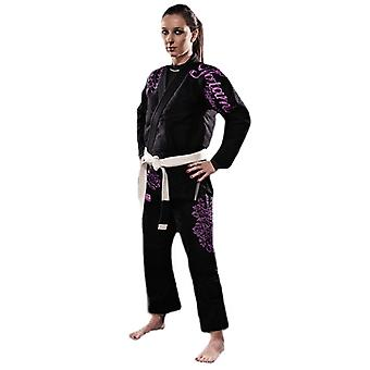 Tatami Fightwear Ladies Phoenix BJJ GI - Black