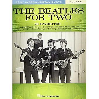 The Beatles kahdelle huilulle: helppo instrumentaali duetot