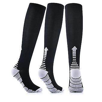 Multi Compression Socks Heren Dames Sokken geschikt voor running flight travel boost