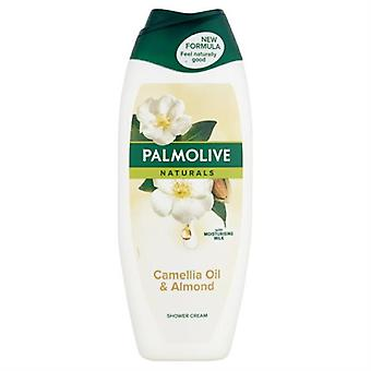 Palmolive Kremowy żel Pod Prysznic 500ml Camellia Oil & Almond