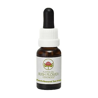 Peach Flow Tea Tree 15 ml of floral elixir