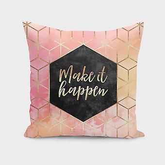 Make It Happen Cushion/pillow Cover