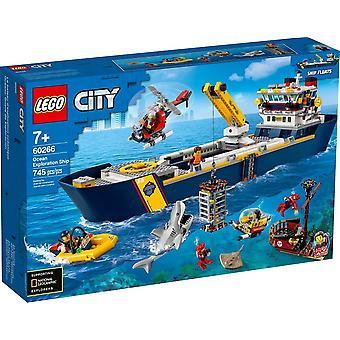 LEGO 60266 سفينة أبحاث المحيطات