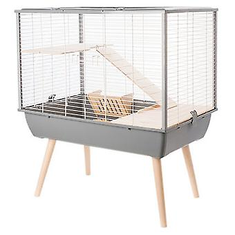 Zolux Jaula para Conejos y Pequeños Mamíferos Neo Muki (Small pets , Cages and Parks)