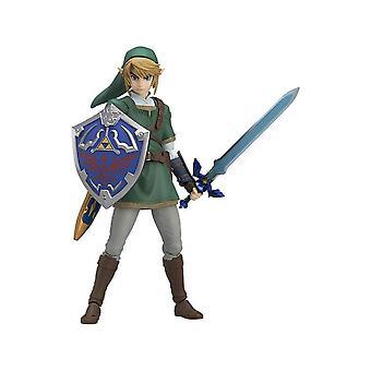 The Legend of Zelda The Legend Of Zelda Link Figma Twilight Princess Ver.