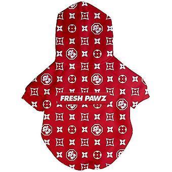 Monogram Hype Hoodie | Hondenkleding