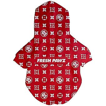 Monogram Hype Hoodie | Dog Clothing