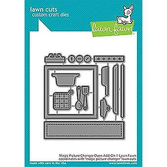 Lawn Fawn Magic Picture Changer Oven Add-On Dies