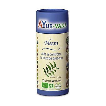 Neem ORGANIC 60 capsules