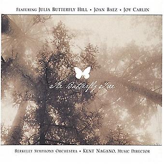 J. importación de Beintus - el árbol de la mariposa [Cumbre] [CD] Estados Unidos