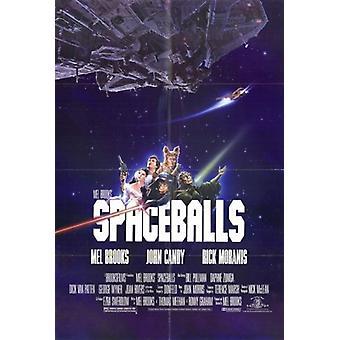 Cartel de la película Spaceballs (11 x 17)