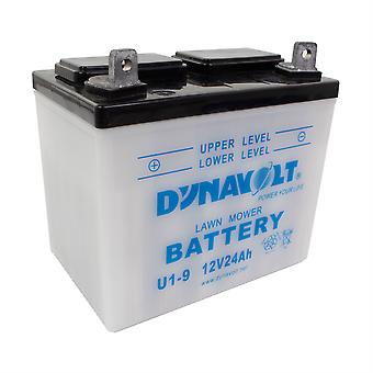 Dynavolt UI9 Conventional Dry Charge Battery