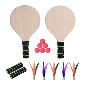 Strand Tennis Pingpong Cricket Badminton Racket Padle Ball