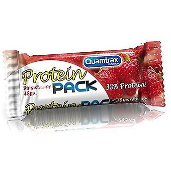Quamtrax Nutrition Bars Protein Pack 24 Units