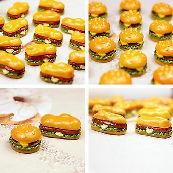 Hamburger Dukke Kjøkken
