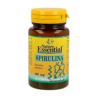 Spirulina 100 tablets of 400mg