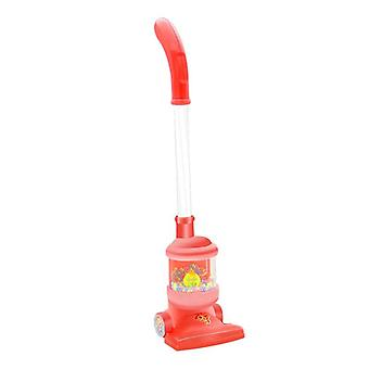 Children's Electric Vacuum Cleaner With Real Working Function, Usb Charging