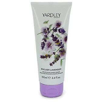 English Lavender Hand Cream By Yardley London 3.4 oz Hand Cream
