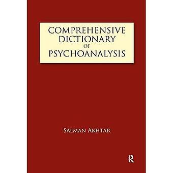 Umfassendes Wörterbuch der Psychoanalyse: Ein internationales Glossar der Begriffe und Konzepte