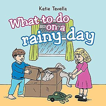 What to Do on a Rainy Day by Katie Tavella - 9781489703248 Book