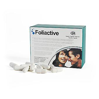 Foliactive Pills, Capsule to prevent hair loss and improve appearance