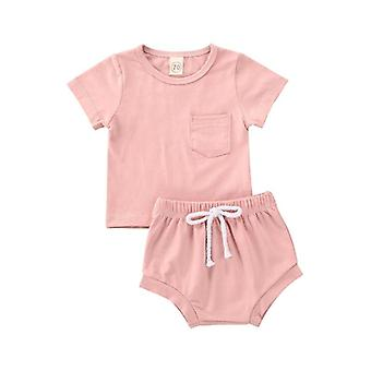 Toddler Baby Suits Cotton