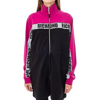John Richomnd Parka Peter Uwa20122pk Dames Sweatshirt