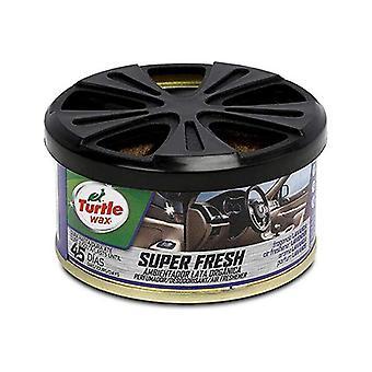 Car Air Freshener Turtle Wax Super Fresh Tin Lavendar
