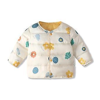 Vauvan lumipuku, Talvitakki Puuvilla-pehmustettu, Lasten takki, Päällysvaatteet,