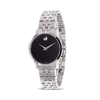 Movado Museum Classic Stainless Steel Dames Horloge 0607397