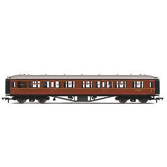 Hornby RailRoad BR Hawksworth 1e klasse Coach - post 1956