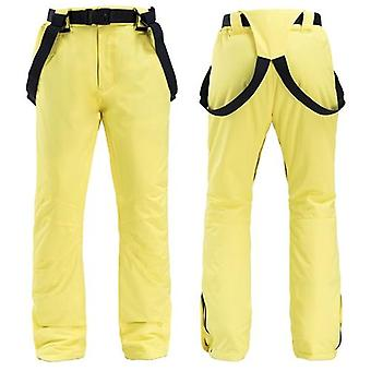 Suspender Pants Snow Snowboard Trousers