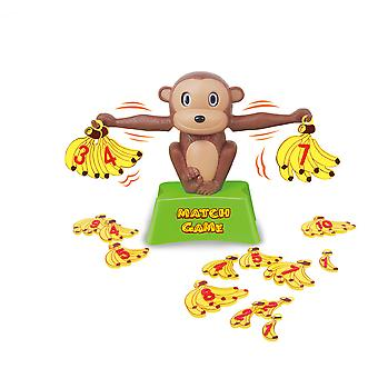 Monkey Match Game Party Game Family Funny Toy