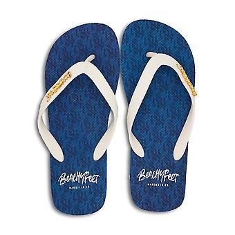 BeachyFeet Mens Banus Flip Flops