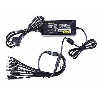 עבור תיבת מתאם אספקת חשמל CCTV עבור מערכת מצלמות מעקב טלוויזיה במעגל סגור WS29373