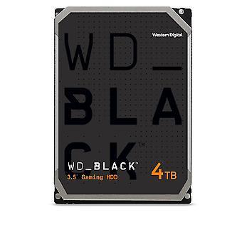 WD 4TB Černý PEVNÝ DISK 7200 OTM 256MB interní výkonný pevný disk (WD4005FZBX)