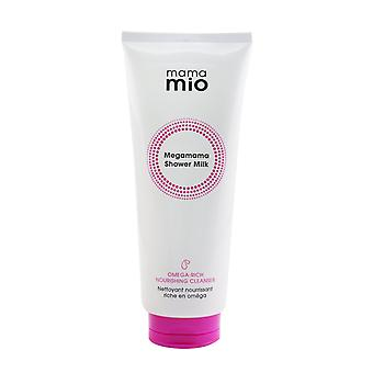 Megamama shower milk omega rich nourishing cleanser 259101 200ml/6.7oz