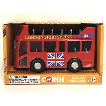 Corgi CHUNKIES CH073 London Bus U.K.Diecast and Plastic Toy